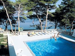 swimming pool Hotel Bozava